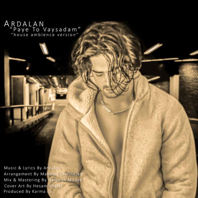 Ardalan Tomeh - Paye To Vaysadam (Remix)