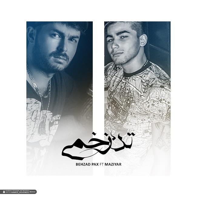 Behzad Pax - Tane Zakhmi (Ft Maziyar)